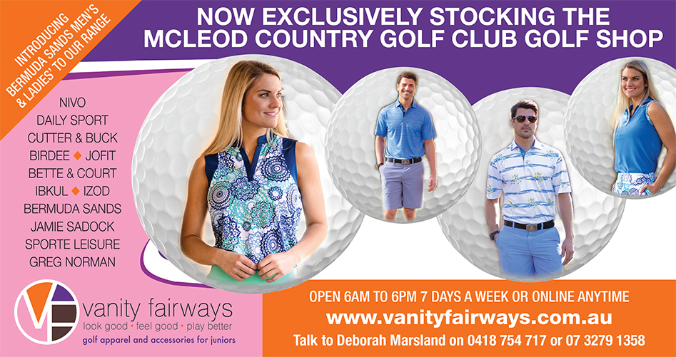 Vanity Fairways