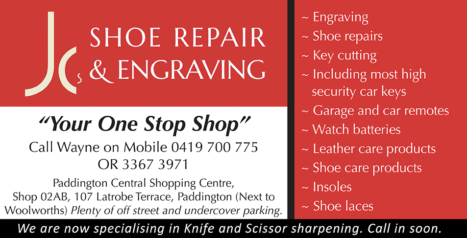 Jc Shoe Repair
