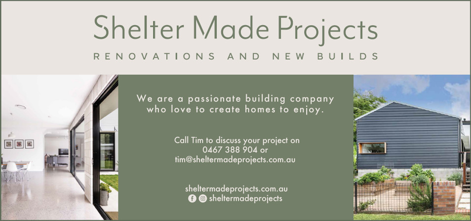 Shelter Made Projects