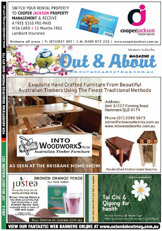 Out & About Magazine: 2021, Area A