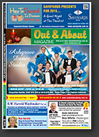 Out & About Magazine: Spring/Summer 2015, Area B