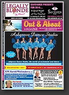 Out & About Magazine: Summer/Autumn 2016, Area A