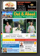 Out & About Magazine: Winter/Spring 2016, Area B