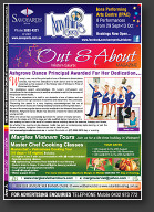 Out & About Magazine: September/October 2012, Area A