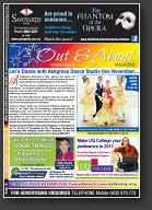 Out & About Magazine: November/December/January 2013, Area B