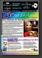 Out & About Magazine: March/April 2013, Area B