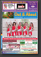 Out & About Magazine: Summer/Autumn 2014, Area A