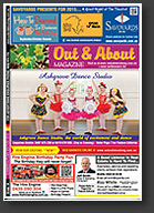 Out & About Magazine: Summer/Autumn 2015, Area A