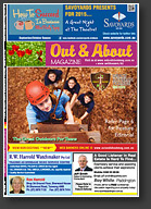 Out & About Magazine: Winter/Spring 2015, Area A